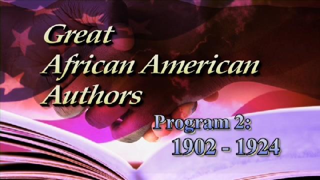 Program 2: 1902 - 1924