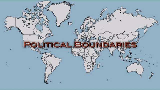 Political Boundaries