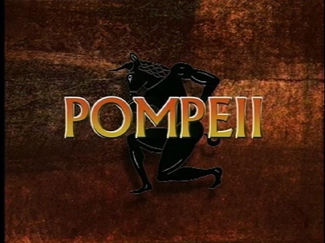 Volume 1 : POMPEII