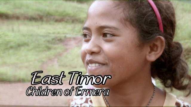 East Timor:  Children of Emera
