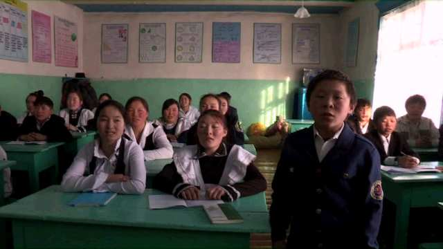 Mongolia:  Children of the Darkhad