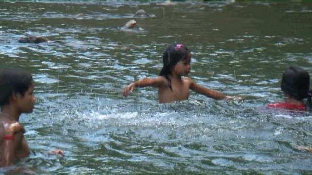 Philippines:  Children of the Mangyan