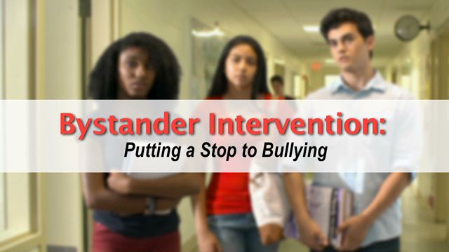 Bystander Intervention: Putting a Stop to Sexual Assault