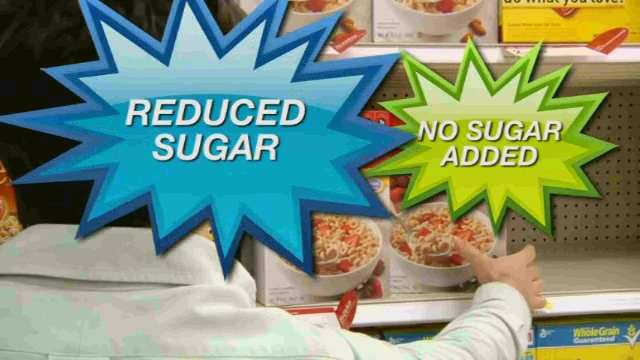 Added Sugars: The Bitter Truth
