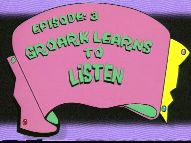 Groark Learns to Listen
