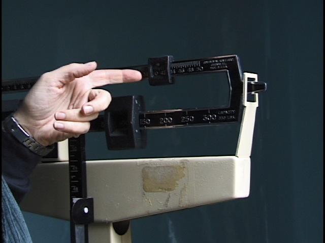 Weighing Things