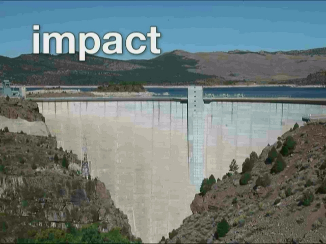 Impacts on Earth