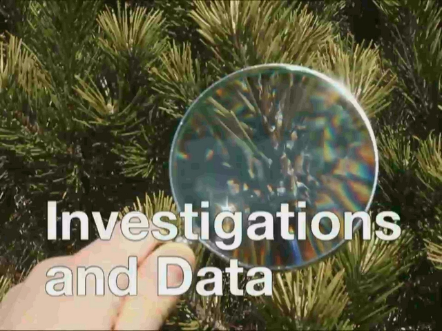 Investigations and Data