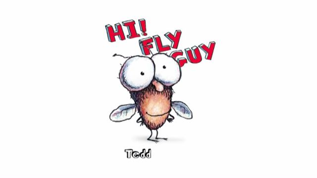 Hi! Fly Guy!