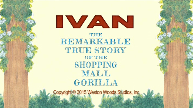Ivan, The Remarkable True Story of the Shopping Mall Gorilla